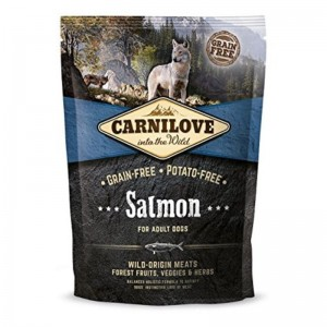 Carnilove Salmon for Adult, 1.5 kg