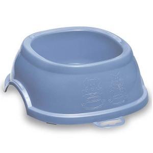 Castron plastic, Stefanplast Break 1, albastru, 0.4L
