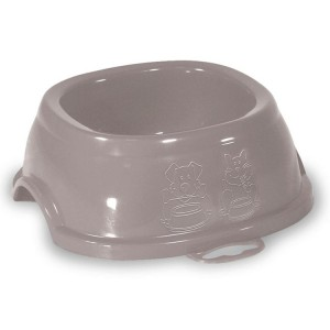 Castron plastic, Stefanplast Break 1, gri, 0.4L