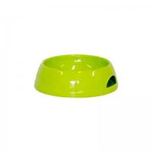 Castron plastic caine, verde, 0.77 l