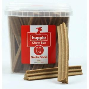 Hupple Chews Box Dental Sticks 20 Buc
