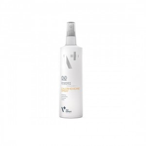 SPRAY NANOSILVER VETEXPERT CLORHEXIDINA 4%- 100ML