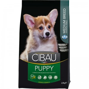 Cibau Puppy Medium 2.5 Kg