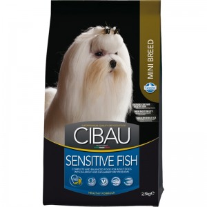 Cibau Sensitive Fish Mini 2.5 kg