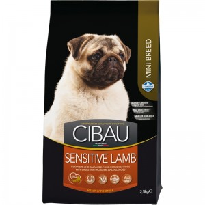 Cibau Sensitive Lamb Mini 2.5 kg