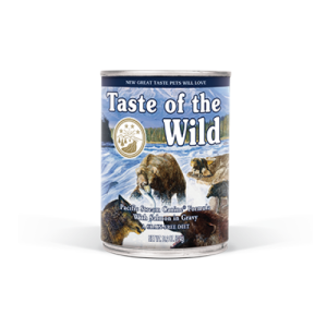 Conserva Taste of the Wild - Pacific Stream, 390 g