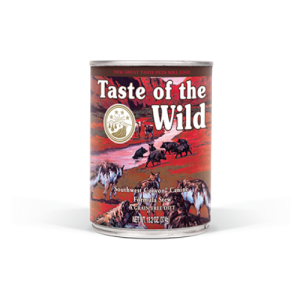 Conserva Taste of the Wild - Southwest Canyon, 390 g