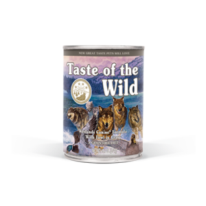 Conserva Taste of the Wild - Wetlands, 390 g