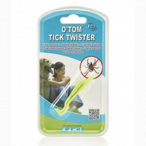 Croseta extras capuse, O'Tom Tick Twister, set 2 buc
