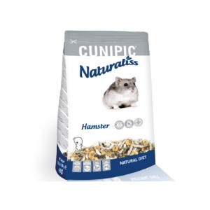 Cunipic Naturaliss Hamster 500 gr