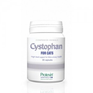 CYSTOPHAN FOR CATS PISICI - 30 CAPSULE