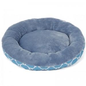 Culcus pentru caini si pisici, Mon Petit Ami Marley, S (53x10 cm), Albastru