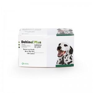 Dehinel Plus, 100 comprimate