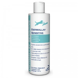 DermAllay Sensitive Sampon, 230 ml