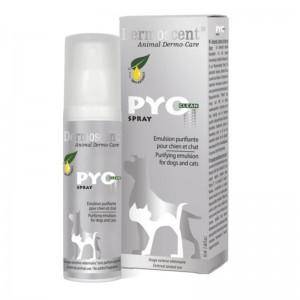 Dermoscent Pyoclean Spray for Dogs and Cats, 50 ml
