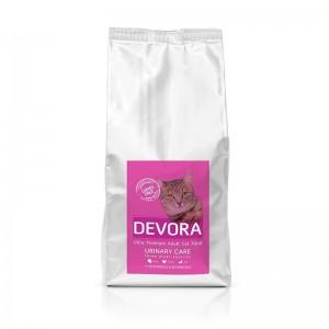 Devora Grain Free Urinary, Curcan, Pui si Rata, 7.5 kg