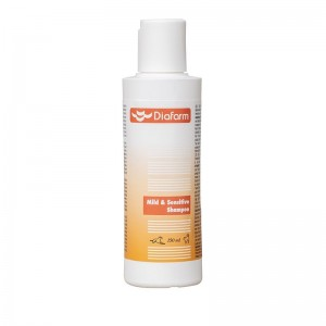 Diafarm Sampon Mild & Sensitive, 150 ml