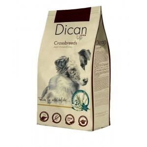 Dibaq Premium Dican Up Crossbreeds, Adult Chicken & Turkey, 3kg