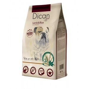 Dibaq Premium Dican Up Adult, Lamb & Rice, 3kg