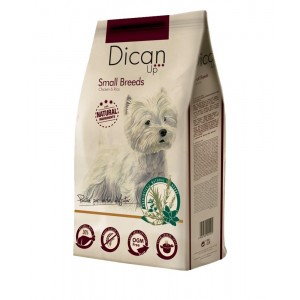 Dibaq Premium Dican Up Small Breeds, Adult Chicken & Rice, 3kg