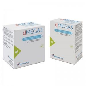 Supliment complementar pentru caini si pisici, dMEGA3, 80 cps