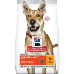 Hill's SP Adult Performance hrana pentru caini 12 kg