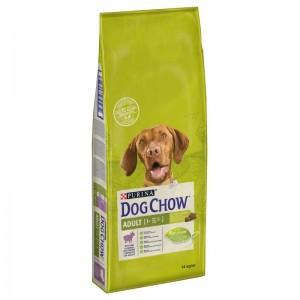 Dog Chow Adult Lamb, 14 kg