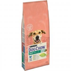 Dog Chow Light Turkey, 14 kg