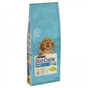 Dog Chow Puppy Chicken, 14 kg