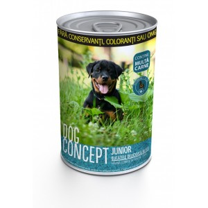 DOG CONCEPT CONS JUNIOR 415 G