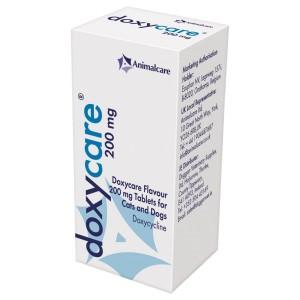 Doxycare, 200 mg/ 250 tablete