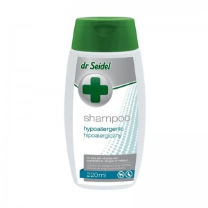 Dr. Seidel Sampon Hipoalergic, 220 ml