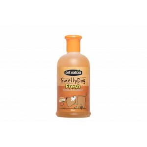 Sampon Smelly Dog Plus Balsam Fresh, 500 ml