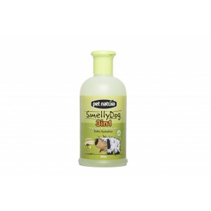Sampon Smelly Dog Plus Balsam 3in1, 4 L
