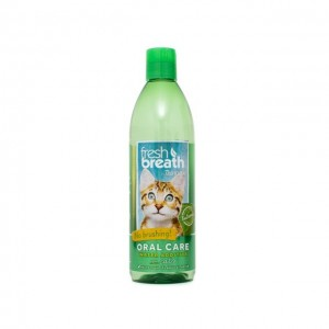 Tropiclean Fresh Breath For Cats, 473 ml