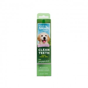 Tropiclean Fresh Breath Puppy Oral Care Gel, 59 ml