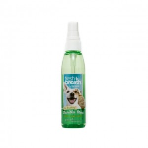 Tropiclean Fresh Breath Vanilla Mint Oral Care Spray, 118 ml