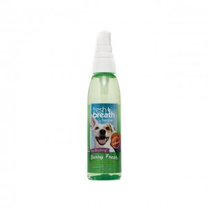 Tropiclean Fresh Breath Berry Fresh Oral Care Spray, 118 ml