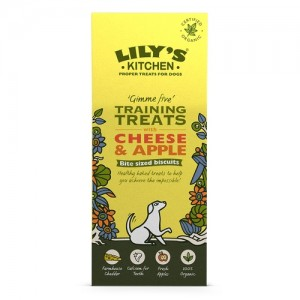 Recompense caini, Lily's Kitchen, Cheese and Apple Training, 100 g