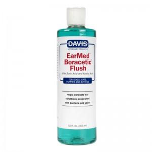 EARMED BORACETIC FLUSH x 355 ml