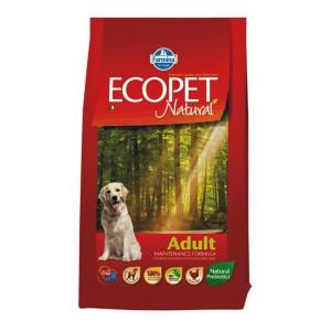 Ecopet Natural Dog Adult 2.5 Kg