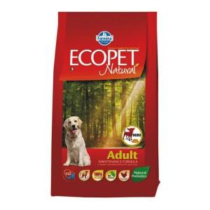 Ecopet Natural Dog Adult Mini 12 Kg