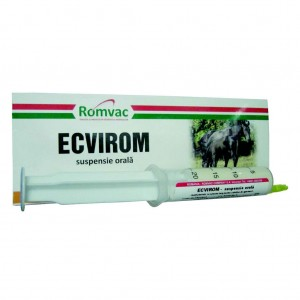 ECVIROM Suspensie orala 50 ml
