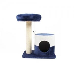 Ansamblu de joaca din plus pentru pisici, Enjoy, 49x35x61 cm