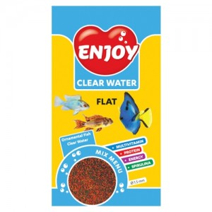 Hrana pesti, Enjoy Flat Mix Menu, 250 ml