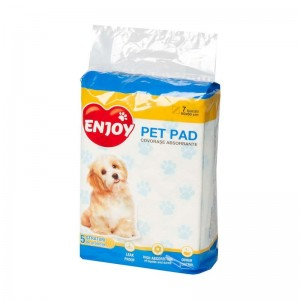 Enjoy Pet Pad Benzi Adezive 60 x 60 cm, 7 buc
