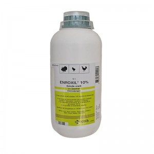 Enroxil solutie 10%, 1 l