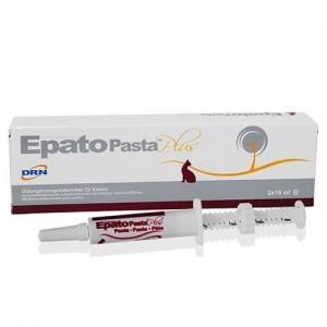 Epato Pasta Plus 2 X 15 ml hepato protector pentru pisici