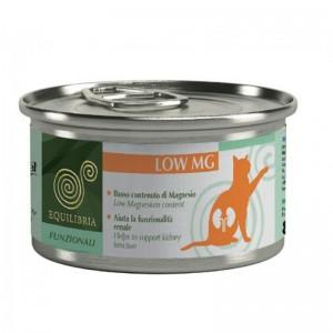 Hrana umeda cu magneziu scazut, Equilibria Cat, 85 g