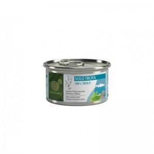 Hrana umeda, Equilibria Cat, pastrav, 85 g